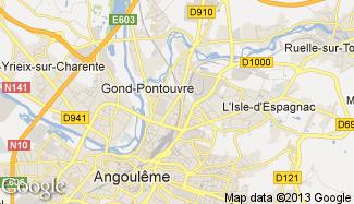 Plan de Gond-Pontouvre