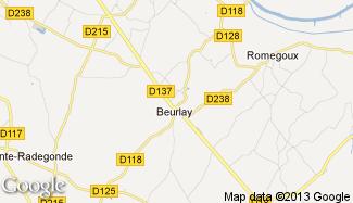 Plan de Beurlay