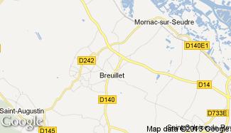 Plan de Breuillet