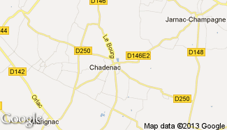 Plan de Chadenac