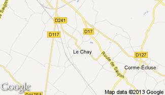 Plan de Le Chay