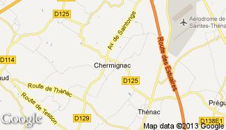 Plan de Chermignac
