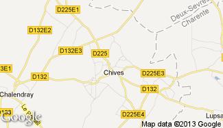 Plan de Chives