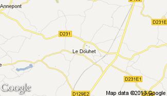 Plan de Le Douhet