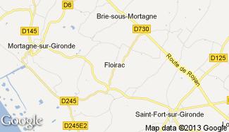 Plan de Floirac