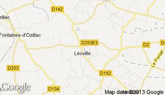 Plan de Léoville