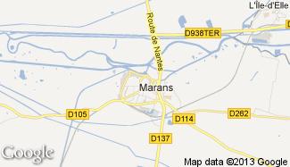 Plan de Marans