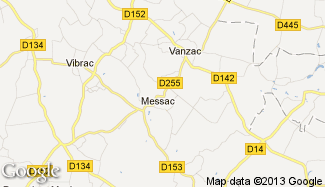 Plan de Messac