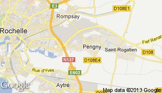 Plan de Périgny