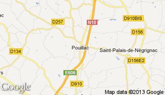 Plan de Pouillac