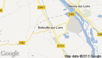 Belleville sur loire 18240 for Plan de belle villa