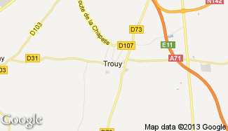 Plan de Trouy