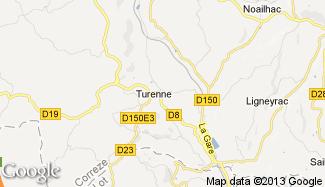 Plan de Turenne