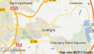 Plan de Quetigny