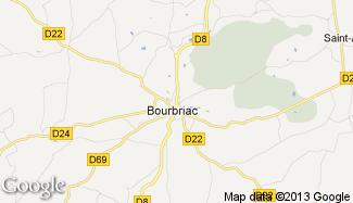 Plan de Bourbriac