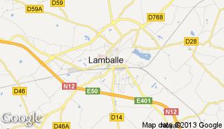 Plan de Lamballe