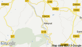 Plan de Alleyrat