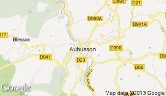 Plan de Aubusson