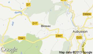 Plan de Blessac
