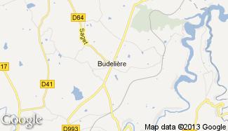 Plan de Budelière