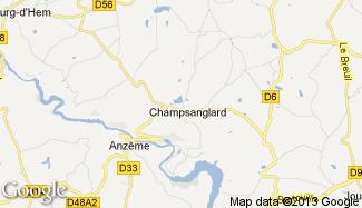 Plan de Champsanglard