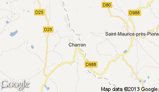 Plan de Charron