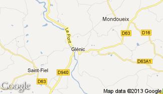 Plan de Glénic