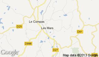 Plan de Les Mars