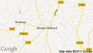 Plan de Moutier-Malcard