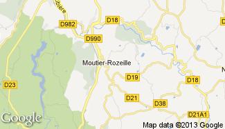 Plan de Moutier-Rozeille