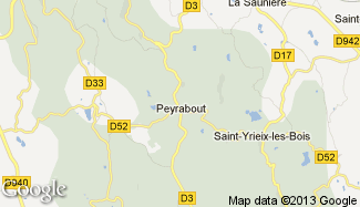 Plan de Peyrabout