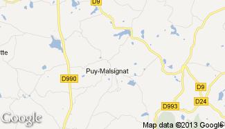 Plan de Puy-Malsignat