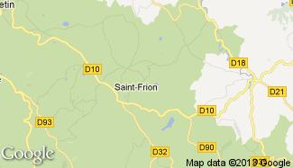 Plan de Saint-Frion