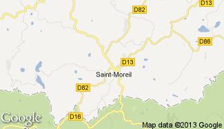 Plan de Saint-Moreil