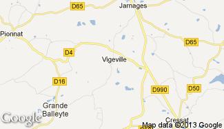 Plan de Vigeville