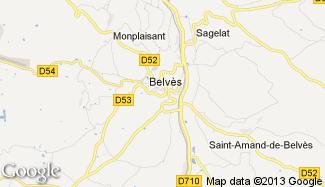 Plan de Belvès