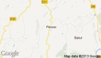 Plan de Fleurac