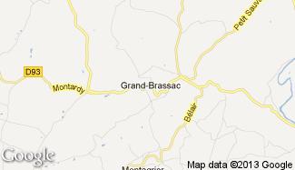 Plan de Grand-Brassac