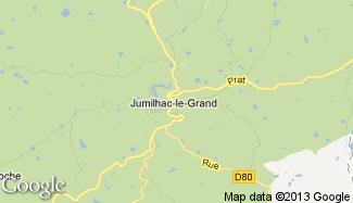 Plan de Jumilhac-le-Grand