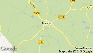 Plan de Mareuil