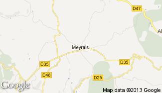 Plan de Meyrals