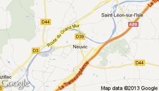 Plan de Neuvic
