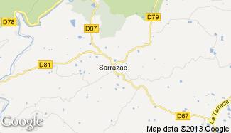 Plan de Sarrazac