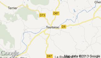 Plan de Tourtoirac
