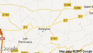 Plan de Anneyron