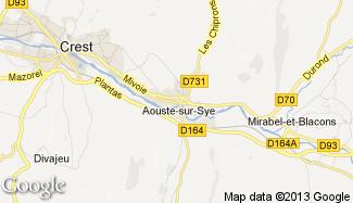 Plan de Aouste-sur-Sye