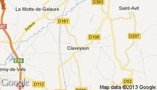 Plan de Claveyson