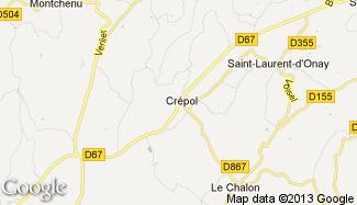 Plan de Crépol