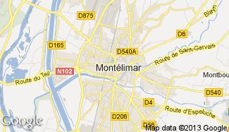 Plan de Montélimar