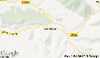 Plan de Montjoux